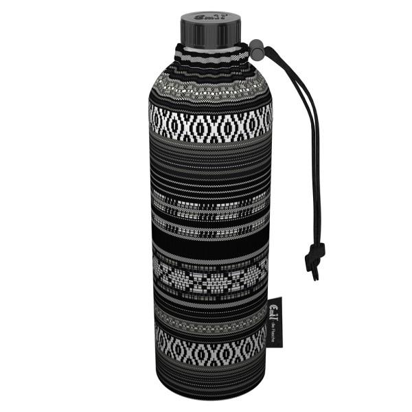 Emil die Flasche (750ml) - Komplettset (Bio-Baumwolle-Überzug) Weithals - Maya