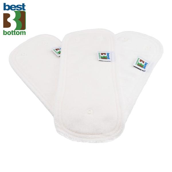 Best Bottom AIO Saugeinlage - (Newborn) - Bambus-Viskose