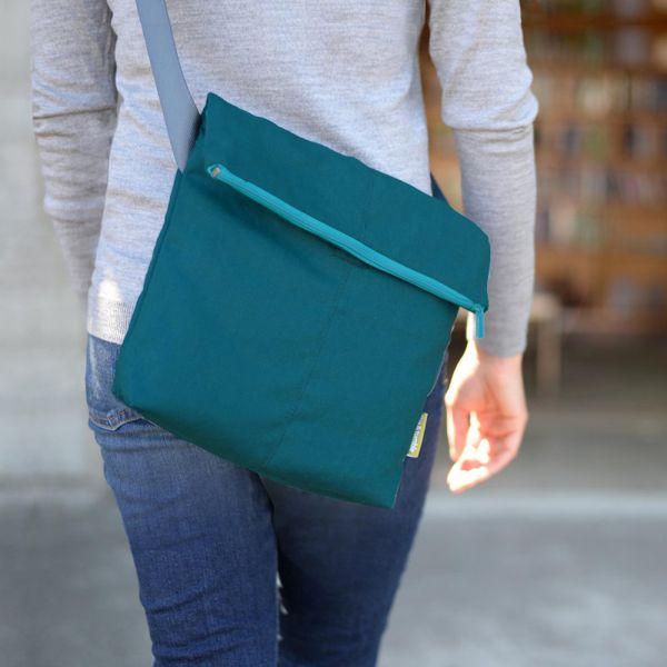 Flip & Tumble - Purse (Handtasche) - Teal (Blaugrün)