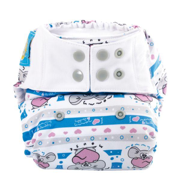 Mommy Mouse - Überhose (Newborn, One Size, XL) - My Sweetheart