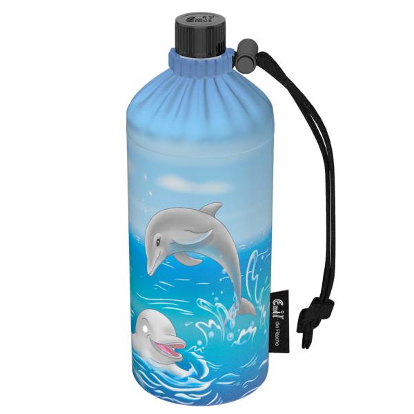 Emil die Flasche (400ml) - Komplettset - Delfine