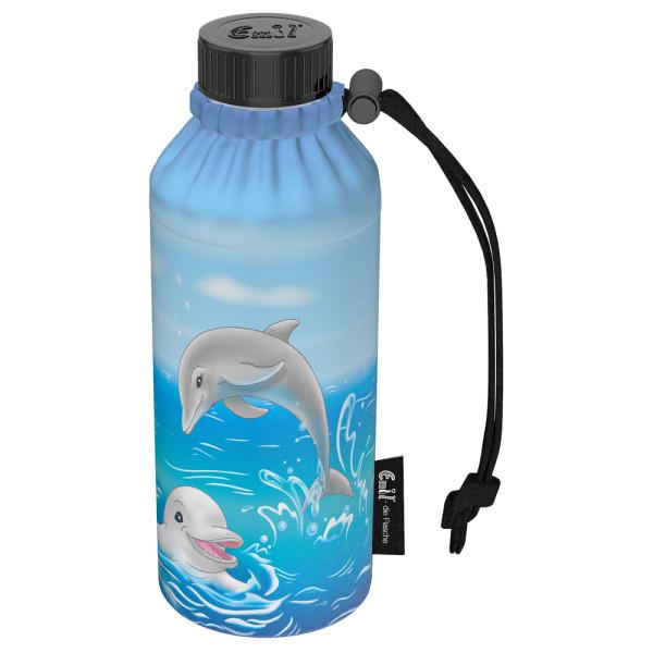 Emil die Flasche (400ml) - Komplettset Weithals - Delfine