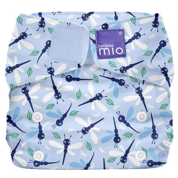 Bambino Mio - MioSolo (All-in-One) One Size Windel - Dragonfly Daze